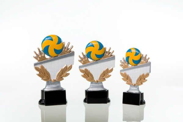 Trophy Volleyball | Resinfigur