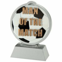 "Trophäe ""Men of the Match"" 